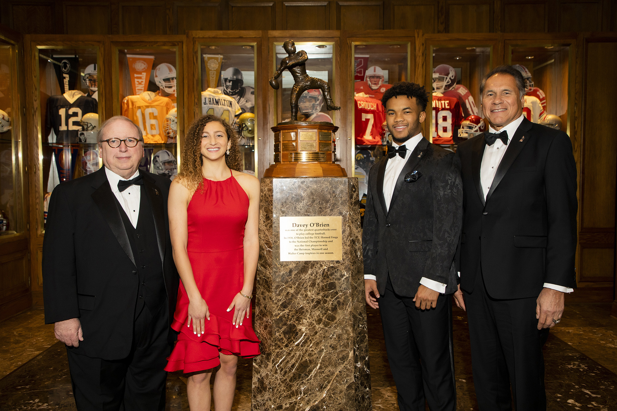 Another Historic Night At 42nd Annual Awards Dinner – Davey